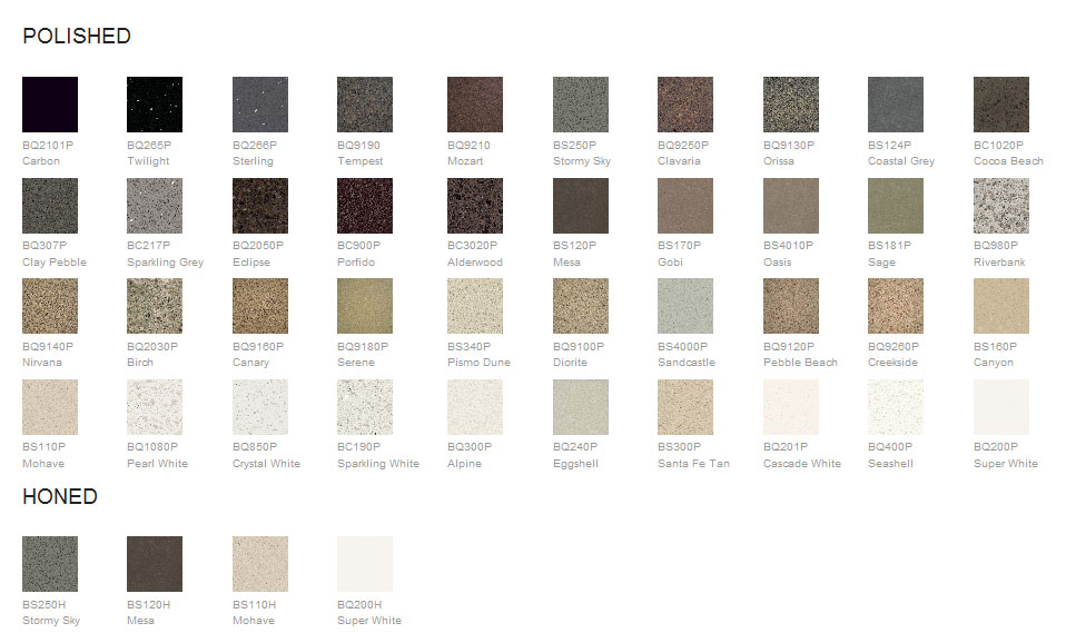 Coast 2 Coast Countertops - Quartz (Engineered Stone)