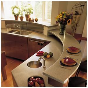 acrylic corian solid surface
